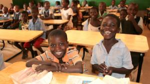 Since 2010, the K.I.N.D. project has provided desks to nearly half of all students in Malawi.