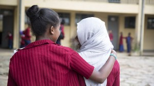 In Addis Ababa, Ethiopia, a group of teenage girls bravely spoke up against a sexually abusive teacher.