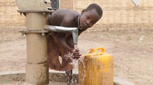 Salva Dut, Water for South Sudan, UNICEF, humanitarian aid, humanitarian crisis