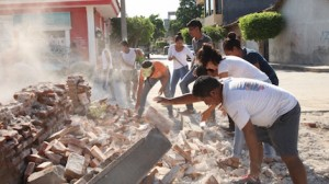 Unicef, Mexico earthquake, Oaxaca earthquake, disaster relief, humanitarian emergency