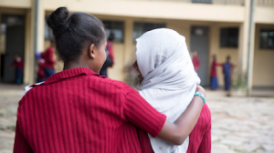 Girls in Addis Ababa, Ethiopia spoke up against one of their teachers after he sexually abused them. With UNICEF's help, they made it stop.