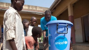 unicef, ebola, democratic republic of the congo