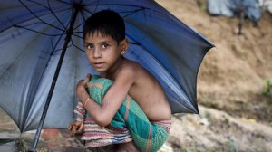 unicef, bangladesh, rohingya refugees, rohingya, monsoon, monsoon rains
