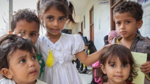 UNICEF, Yemen, children in conflict