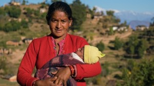 Janaki, who lives in a village with many challenges related to public services such as health and education. However, access to Nepal's Female Community Health Volunteer Programme and the health centre supported by UNICEF has brought major change to the v