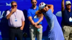 Golfer Danielle Kang is a UNICEF supporter.
