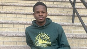 Josh, 18, of Brooklyn, New York, is one of 21 peer mentors trained by the Arthur Ashe Institute for Urban Health to be a peer mentor using a new curriculum developed in collaboration with UNICEF USA.