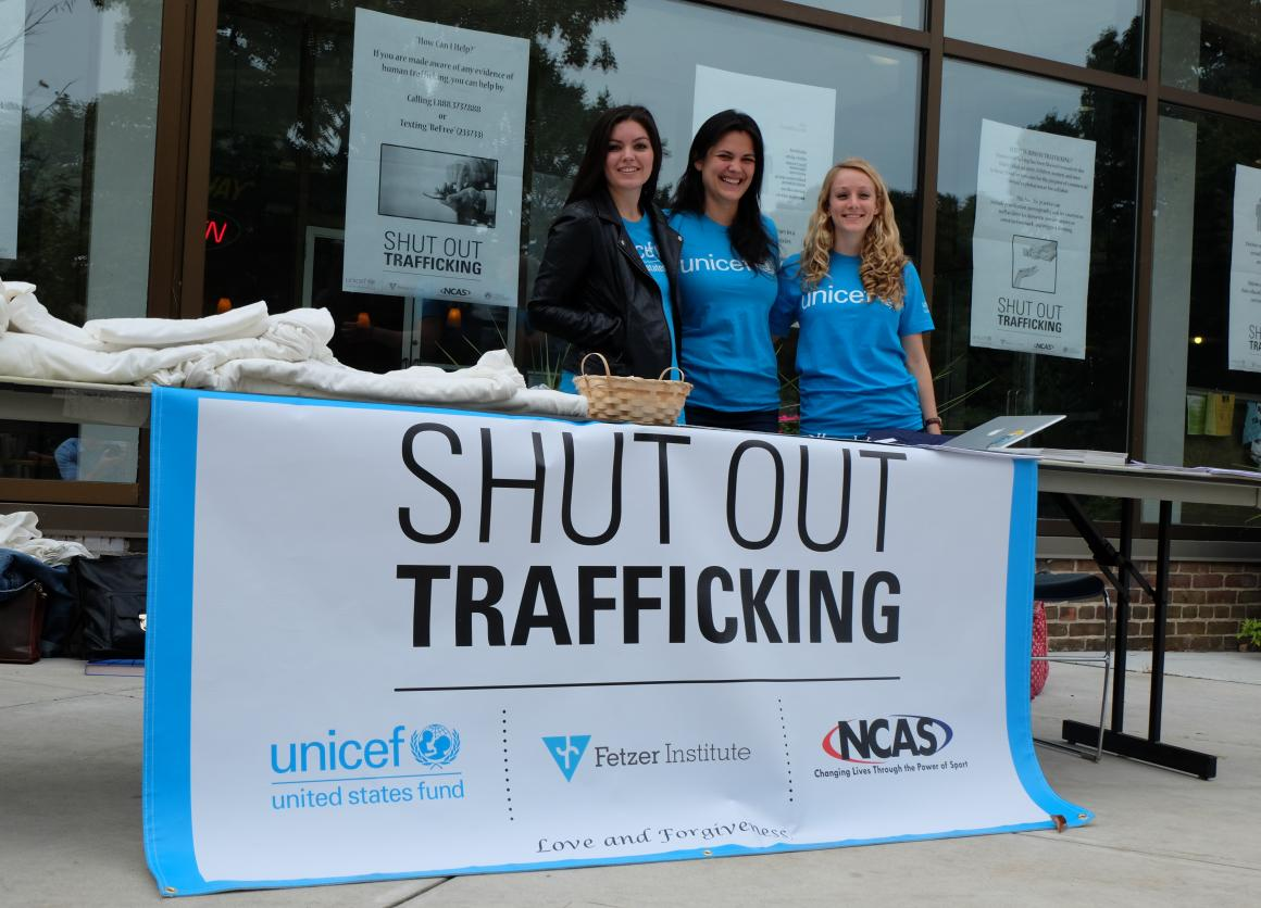 Shut Out Trafficking Launches Across the US | UNICEF USA