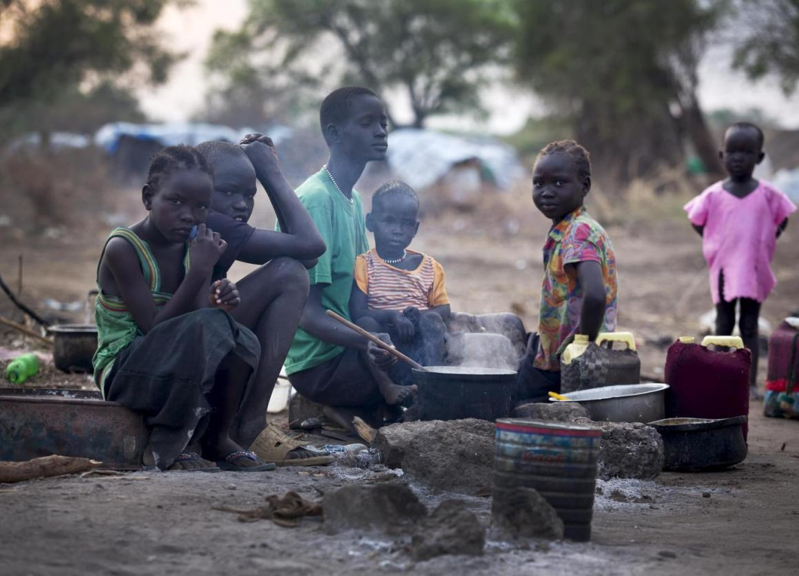 Inside South Sudan: Q&A with UNICEF's Kent Page