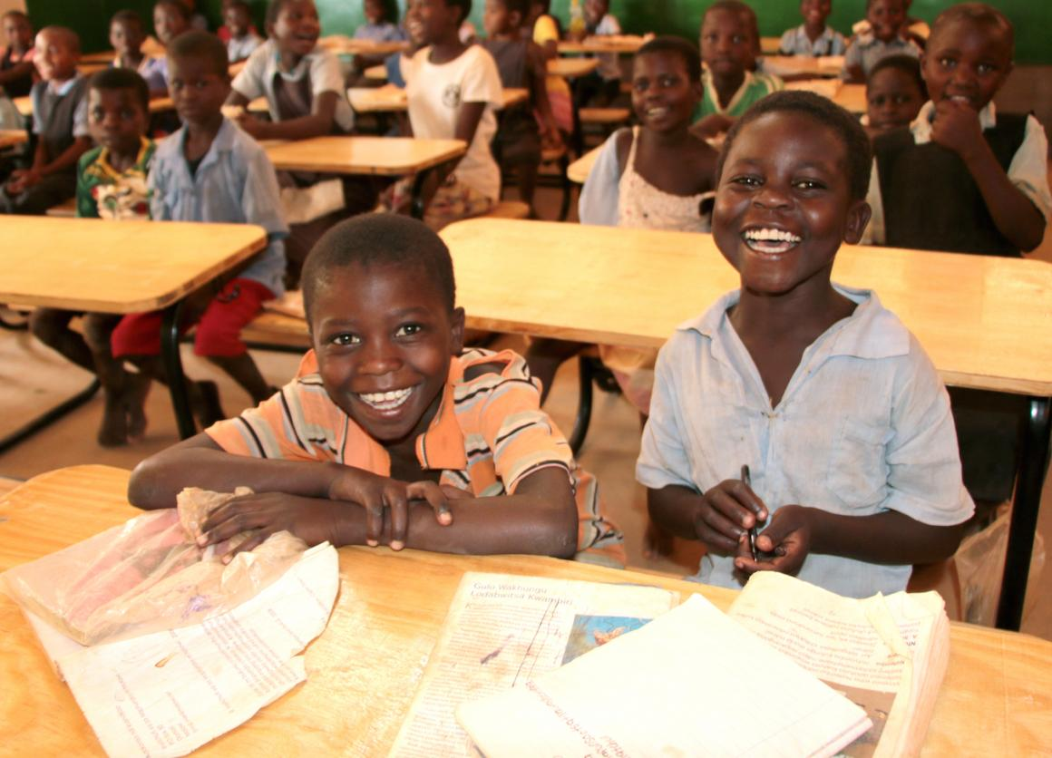 Since 2010, K.I.N.D. has delivered almost 150,000 desks to students in Malawi.
