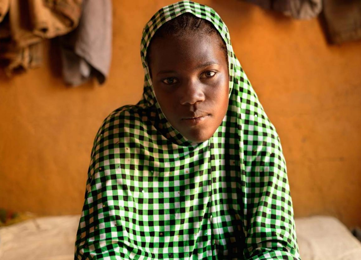 Child brides, like Nafissa, who married at 16, are less likely to finish school, more likely to suffer abuse and give birth to still born babies.