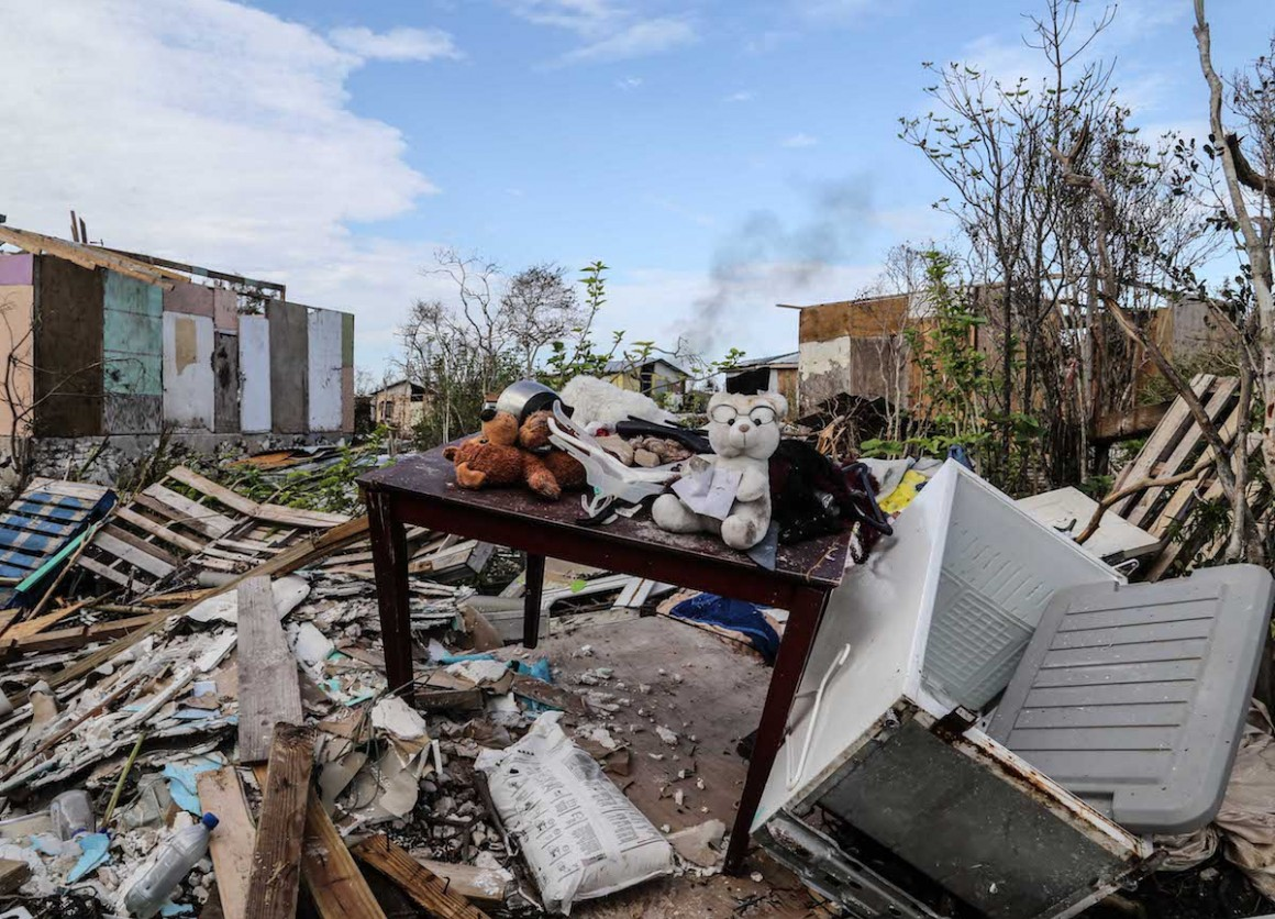 UNICEF is helping the Caribbean islands rebuild after Hurricane Irma.