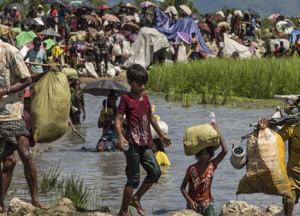 Disaster Relief: Help protect children from harm