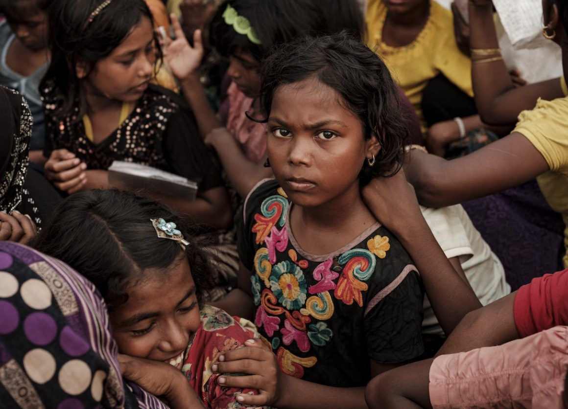 Video: Help — and Hope — for Rohingya Children in Crisis