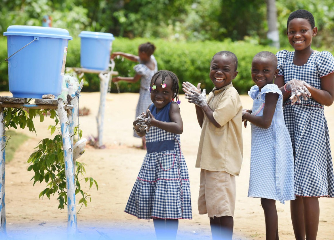 Unicef, global handwashing day, handwashing, sanitation, WASH, education