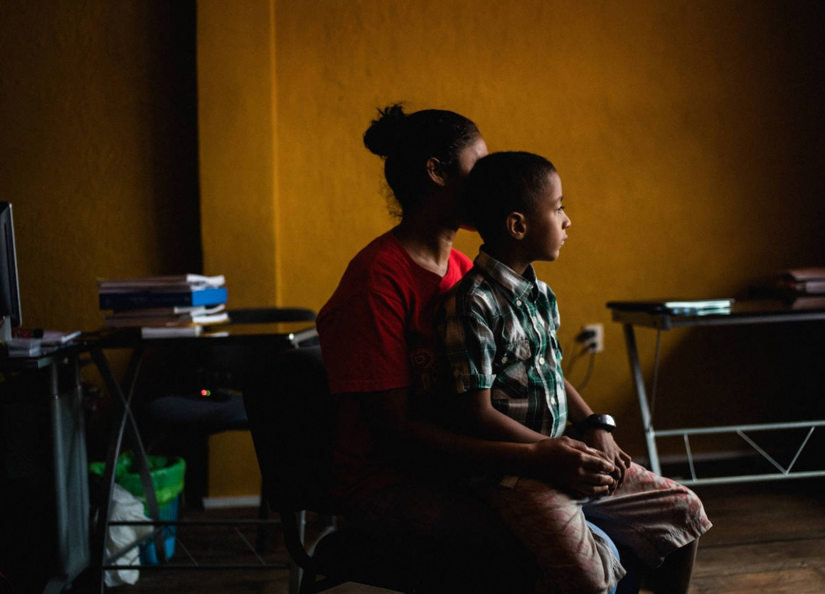 unicef, central american migrants, violence, central america, matthew k. firpo, immigration, children on the move