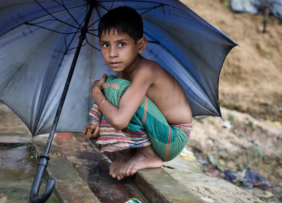 unicef, rohingya, rohingya refugees, bangladesh, monsoon rains, monsoon season