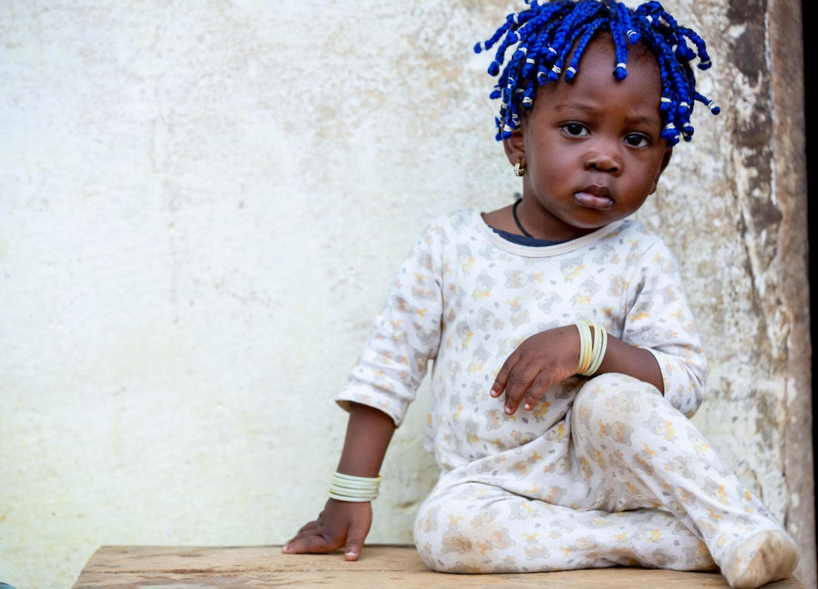 UNICEF, Cameroon, AIDS, World AIDS Day, Early Infant Diagnosis, HIV