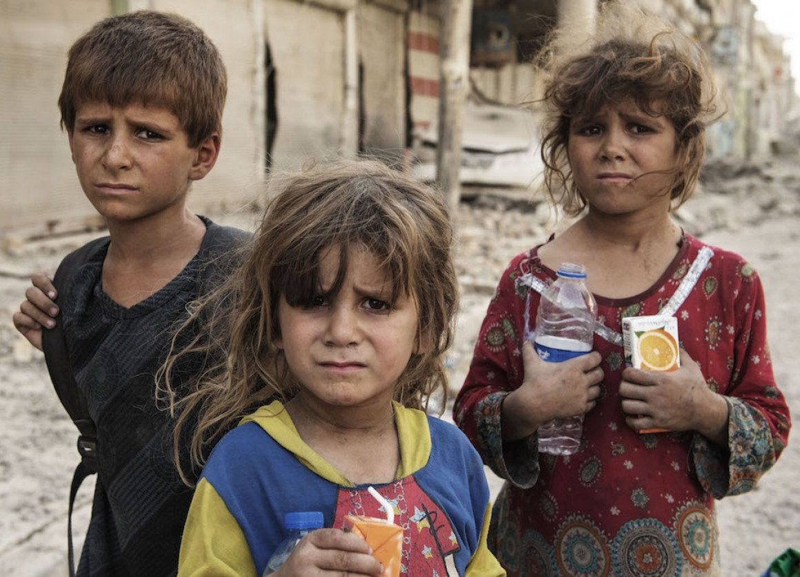 Saving Child Refugees and Migrants from Violence and