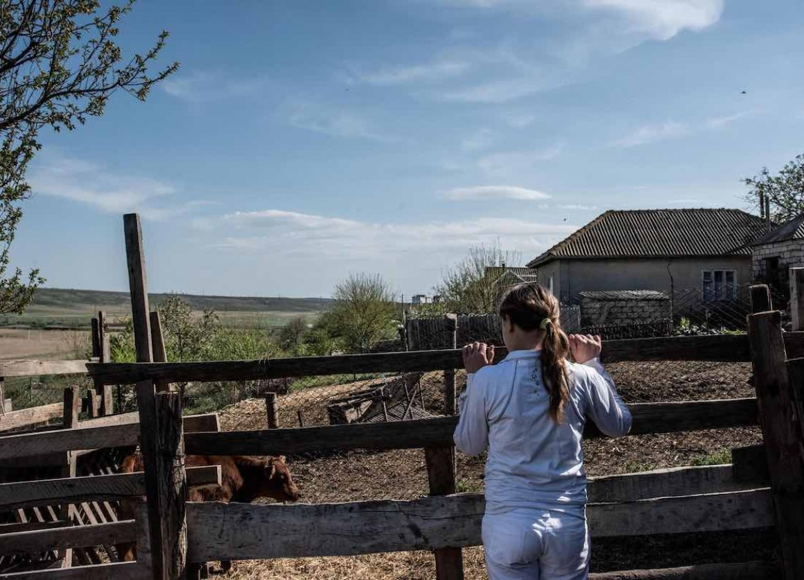 From darkness to hope: surviving sexual abuse In Moldova, a specialized shelter protects and supports children who have experienced violence