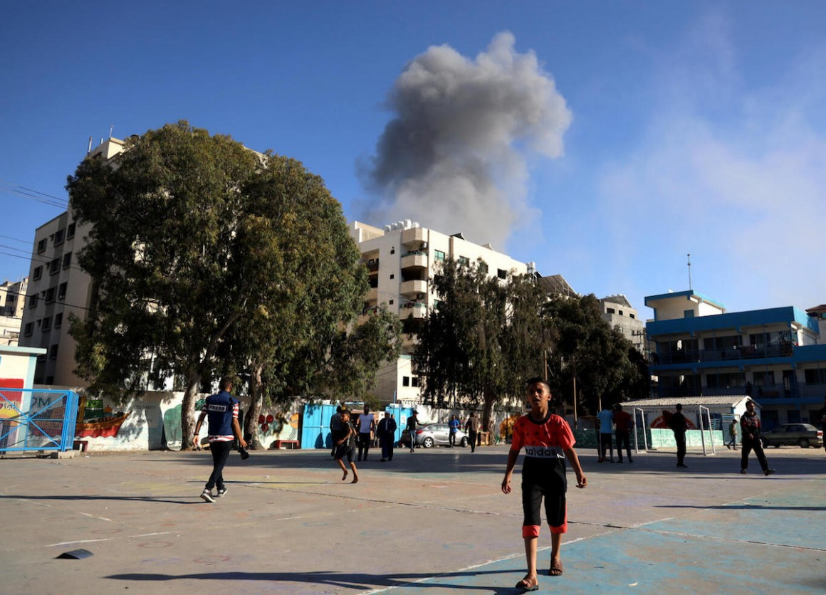 An escalation of violence in the Gaza Strip that began on May 10, 2021 has taken a terrible toll on children, killing dozens and injuring and traumatizing many more.
