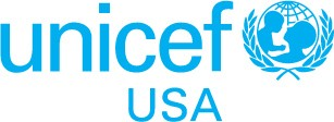 UNICEF USA logo - wordmark
