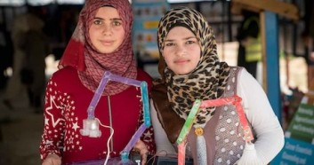 unicef, syrian refugees, innovation, start-ups, jordan, syria,
