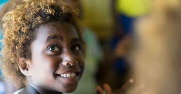 unicef, unicef usa, alex and ani, papua new guinea, early childhood development, teacher training