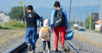 unicef, migrants, separating children from parents, unicef usa, mexico, honduras, child welfare