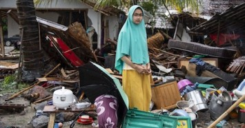 UNICEF, Indonesia, tsunami