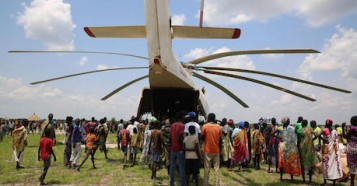 UNICEF, South Sudan, humanitarian aid, WFP