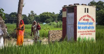 unicef, world toilet day, india, uttar pradesh, sanitation, toilets
