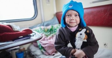 UNICEF, Ukraine, children in conflict, child refugees
