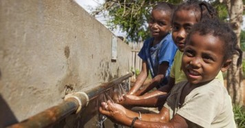 UNICEF and S'well have partnered to expand water infrastructure and education programs in Madagascar.