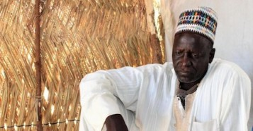 Three of Ali Mustafa's daughters were abducted when an armed group attacked his village in Mafa, Nigeria in 2015. He still prays for their safe return.