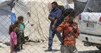 UNICEF is providing immediate lifesaving assistance to nearly 50,000 children living in Syria's Al-Hol camp in July 2019.