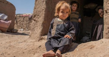 Since the start of 2021, more than 550,000 people have been internally displaced in Afghanistan, half of them children. Fleeing drought and conflict, many arrived at urban centers like Herat City.