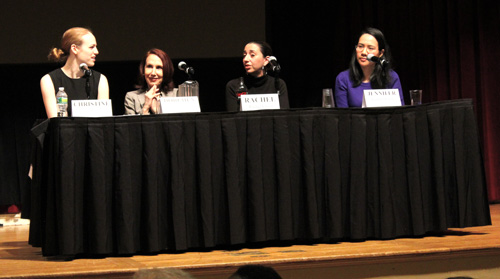 UNCEF and NYU host anti-trafficking screening and panel