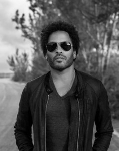 Lenny Kravitz and UNICEF