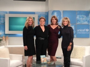 Caryl Stern with HSN Group