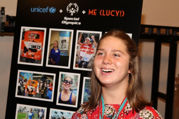 Lucy Meyer, Youth Advocate for Children with Disabilities