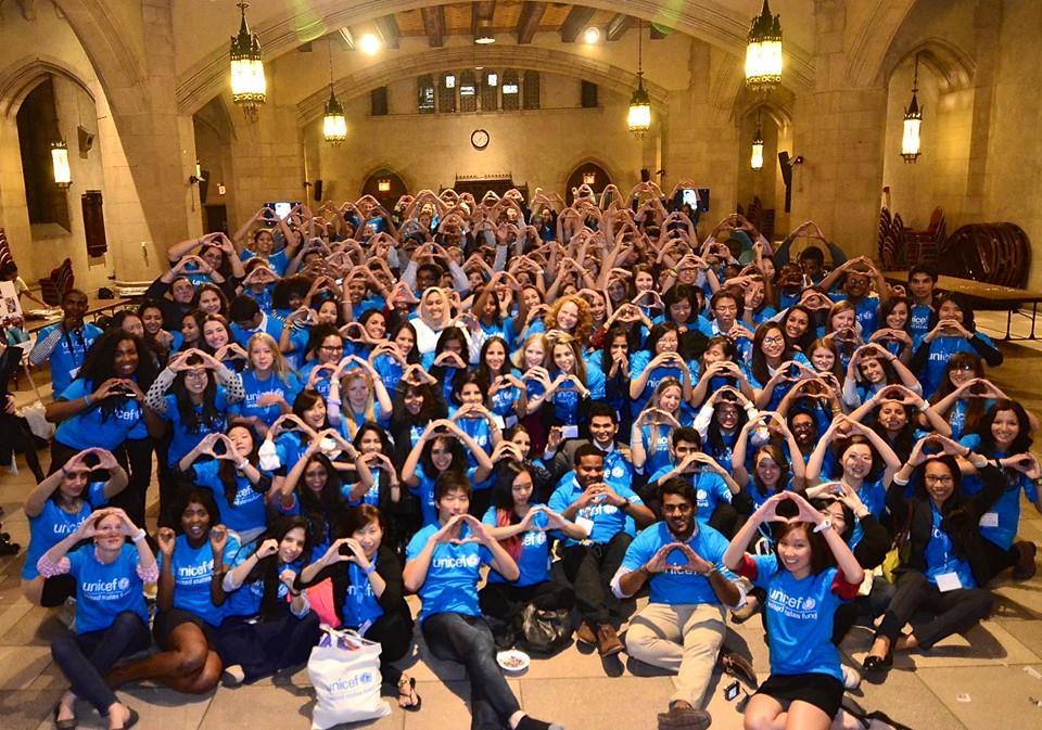 Volunteers | UNICEF USA