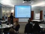 Presenting at a teacher training in Denver, CO, in January 2011 | Sadowsky for the U.S. Fund for UNICEF