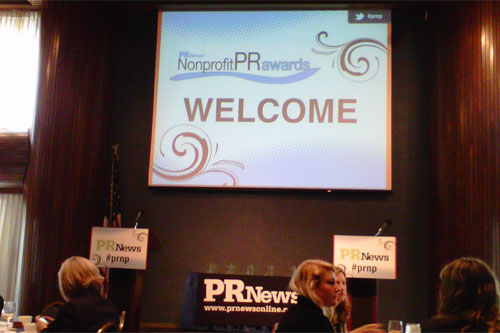 Change for Good with American Airlines receives Honorable Mention at PRNews Nonprofit PR Awards