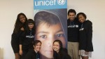 © U.S. Fund for UNICEF | 2011-2012 Campus Initiative National Council. From top left to right: Tyra Jeffries, Victoria Nguyen, Shikhank Sharma and Faith Umoh. From bottom left to right: Nadia Sariahmed and Emily Cho